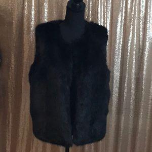 NWOT! Nordstrom Faux Fur